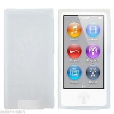 Étuis, housses et coques blancs iPod Nano pour lecteur MP3 Apple