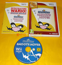 WARIOWARE SMOOTH MOVES Nintendo Wii Versione Selects ○○○○ USATO - AR