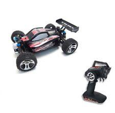 RC auto Buggy bx18 m 1:18 40km/h incl. batería y cargador negro/rojo nuevo