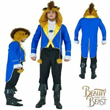 Adults Disney Beauty And The Beast World Book Day Fairytale Mens Fancy Costume