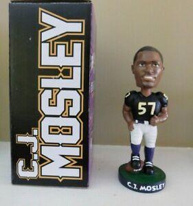 CJ Mosley Baltimore Ravens 7-1/2'' Bobblehead Bobble head New