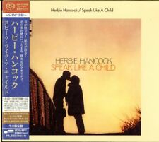 HERBIE HANCOCK-SPEAK LIKE A CHILD-JAPAN SHM-SACD BONUS TRACK Ltd/Ed K29