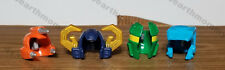 "Power Rangers Operation Overdrive ""Torque Force Helmets/Weapons"" (Complete Set)"