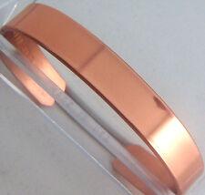 Copper Bracelet Wheeler Arthritis Healing Sciatica Pain Detox Folklore cb 099