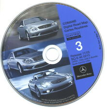 Mercedes-Benz Navigation CD 3 for COMAND Ver 11/05 IA KS MN MO NE ND SD IL MI WI