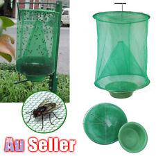 Reusable Hanging Fly Catcher Killer Pest Kill Control Flytrap Net Trap Tools
