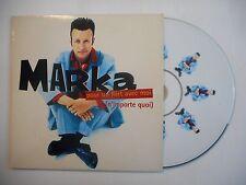 MARKA : POUR UN FLIRT AVEC MOI (N'IMPORTE QUOI) [ CD SINGLE PORT GRATUIT ]