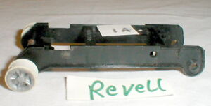 Revell Chassis Black Lightweight Delrin Home Raceway System Cars 1960 Used  1A