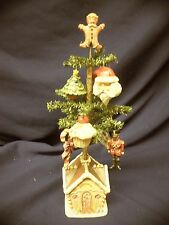 Jim shore Heartwood Creek Christmas tree with ornaments New in box 4032480