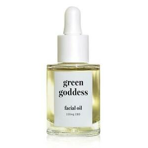 Avon Green Goddess Facial Oil 0.95 fl oz New in Box