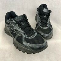 Brooks Mens Adrenaline GTS 15 Running Shoes Black 1101811D068 Low Top 11 D