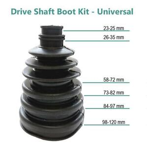 FOR PEUGEOT 207 208 2008 STRETCH CV BOOT KIT DRIVE SHAFT - NEW