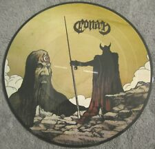 CONAN - MONNOS LP VINYL PICTURE DISC NEW LIMITED FREE U.S. SHIPPING