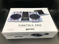 Gemini Firstmix Pro DJ USB Midi Software Controller