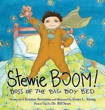 Stewie Boom! Boss of the Big Boy Bed (Hardback or Cased Book)