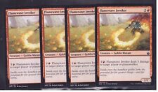 Magic 4x Flamewave Invoker - Evocatore di Ondafuoco 178/254 Battlebond NC
