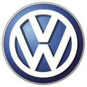 New Genuine Volkswagen Plate 7L0201729A / 7L0-201-729-A OEM