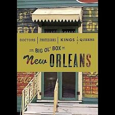 NEW-Doctors, Professors, Kings and Queens-The Big Ol' Box of New Orleans [Box]