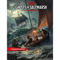 D&D 5E RPG: Ghosts of Saltmarsh