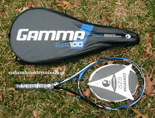 New Gamma RZR 100 Tennis Racket 4 1/2 grip orginal.MSRP $199.99