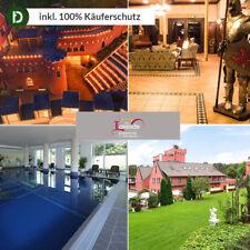 6 Tage im The Lakeside Burghotel zu Strausberg in Brandenburg mit Halbpension