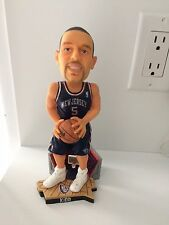 New Jersey Nets Jason Kidd Limited Edition Handcrafted Bobblehead #2432 Of 5000