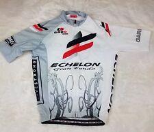 Capo Custom Echelon Gran Fondo Cycling Jersey LIVESTRONG Benefit XS Italy