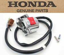 New Genuine Honda Right Stop Kill Switch Housing Many VT1100 Shadow OEM #Y109