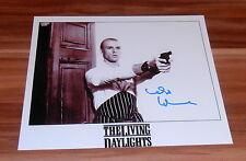 Andreas Wisniewski  *James Bond 007*, original signed Foto 20x25 cm (8x10)