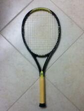 "Wilson k Factor [k] Pro Open Strung Nxt 17 Tennis Racket 4-3/8"" Nice Free Ship"