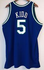 Jason Kidd Dallas Mavericks Signed Mitchell & Ness NBA Authentic Jersey FANATICS