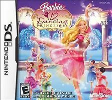 Barbie in the 12 Dancing Princesses USED SEALED (Nintendo DS, 2006)