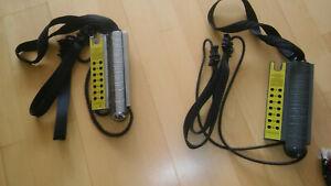 3 Koelbel Geräte  2 Powerman 3 defekt + 1 Bodyflex defekt