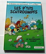 SCHTROUMPFS . 13 . Les p'tits schtroumpfs . PEYO . BD EO