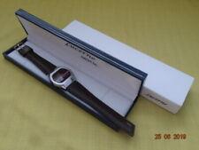 LUCERNE DIGITAL JUMP HOUR BROWN DIAL 33mm x 39mm Cal EB 8800 17J SERVICED