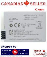 New LP-E8 LPE8 Camera Battery For Canon DSLR EOS 550D X4 Rebel T2i T3i T4i T5i