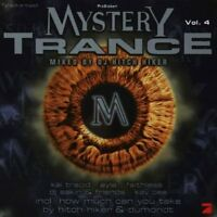 DJ Hitch Hiker Mystery trance 4 (mix, 1999) [2 CD]