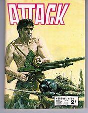 """BD """"ATTACK no 69"""" PETIT FORMAT (1977) IMPERIA"""