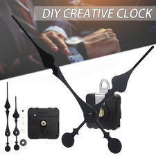 Long Axis Large Torque Wall Clock Movement Mechanism Metal Clock Hand Kit DIY