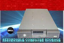 DELL PowerVault 124T Tape Autoloader ER-LLAAA-EG LTO3 LVD Ultrium 0UH301 PV124T