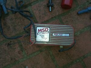 Ford XC V8 351  Cleveland MSD Electronic Distributor
