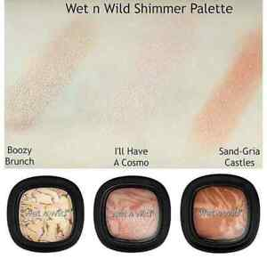 Wet n Wild To Reflect Shimmer Palette (Highlighter), Buy 2 Get 1 Free