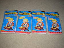 New Lot of 4 Bob the Builder Thank You Cards 8 Pack w/ Envelopes