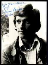 Klaus Lange Foto Original Signiert 13x18 ## BC G 11903