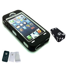 Heavy Duty Builders Workman Armour Case Cover for iPhone 5 - STURDY- SHOCK PROOF