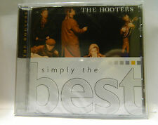 THE HOOTERS  SIMPLY THE BEST CD NEU & OVP     REGAL WEISS 1