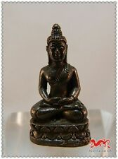 B576 China mini Buddha Shakyamuni Schutz Gluecksbringer Geschenk H3,5XB2XT1,5