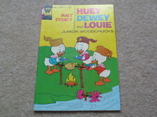 Huey Dewey and Louie Junior Woodchucks (1966 Gold Key) #26 VF