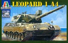 ITALERI 1/35 CARRO ARMATO LEOPARD 1A4 KIT modello N. 7002