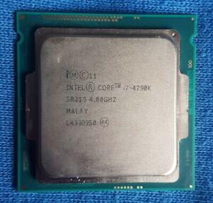 INTEL CORE i7 4790K - Computer Processor -  4.0GHz - LGA1150  - Quad-Core CPU